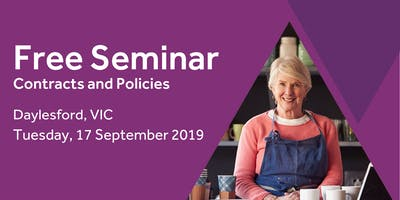 Free Seminar: Contracts and policies – Daylesford, 17th September