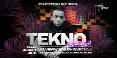 I AM GOING TO TEKNO