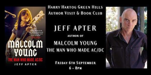 Jeff Apter Author Talk - September