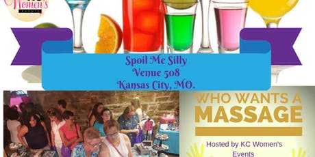"Spoil Me Silly ""Block Party"" tickets"
