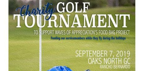 Charity Golf Tournament tickets
