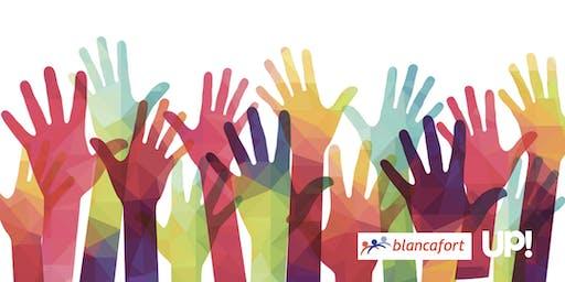 Voluntariado, el nuevo modelo económico