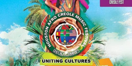 Houston Afro Creole Music Festival 2019 tickets