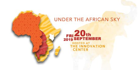Under The African Sky Gala Event tickets