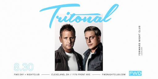 Tritonal at FWD Day + Nightclub