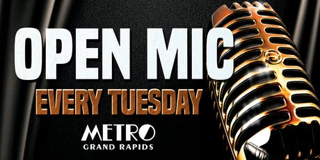 Open Mic Tuesday's tickets