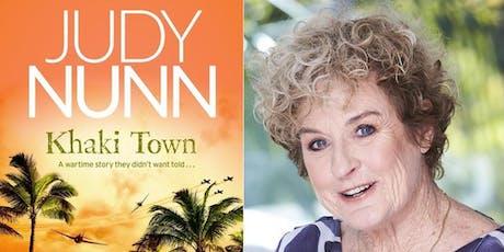 AUTHOR TALK | Judy Nunn tickets