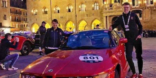Il design Alfa Romeo raccontato da Klaus Busse