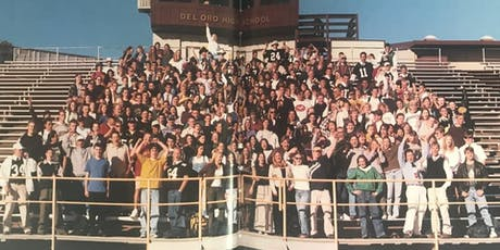 Del Oro High School Class of 1999 - 20 Year Reunion tickets