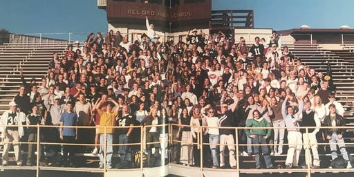 Del Oro High School Class of 1999 - 20 Year Reunion