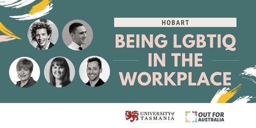 TAS: Being LGBTIQA+ In the Workplace