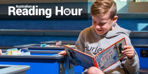 Reading Hour @ Sheffield Library