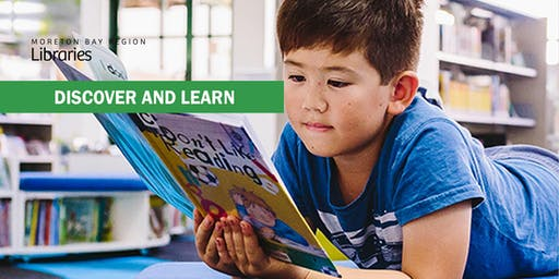 CANCELLED Support Your Reluctant Reader - Strathpine Library