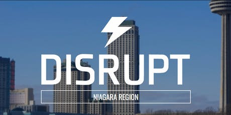 DisruptHR Niagara tickets