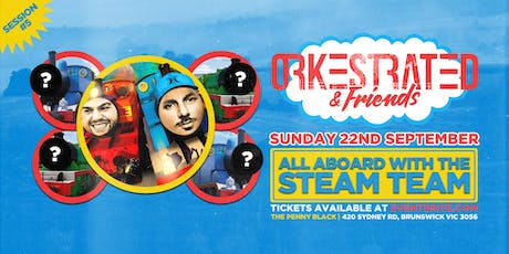 Ork & Friends Session 5 tickets
