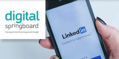 Create an online professional profile with LinkedIn