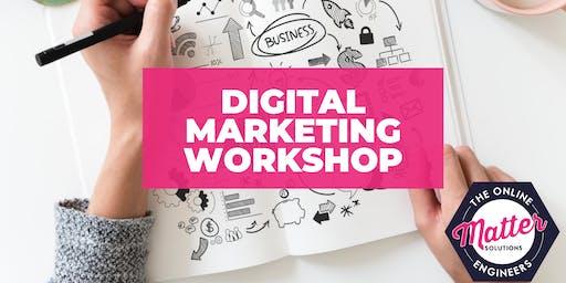 Digital Marketing Breakfast Workshop Brisbane