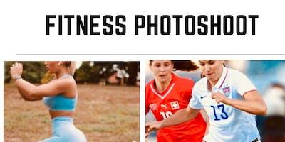 Athletic Fitness Photoshoot