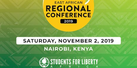 EAST AFRICAN REGIONAL CONFERENCE 2019 tickets
