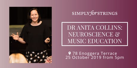 Dr Anita Collins: Neuroscience and Music Education tickets