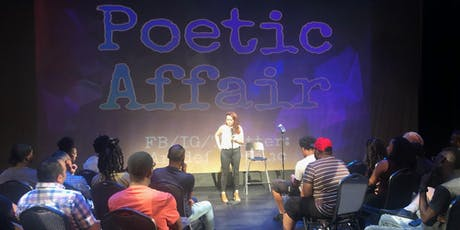 Poetic Affair tickets