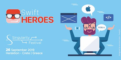 Swift Heroes Greece tickets