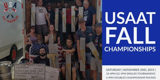 USA Axe Throwing | Fall League Championships