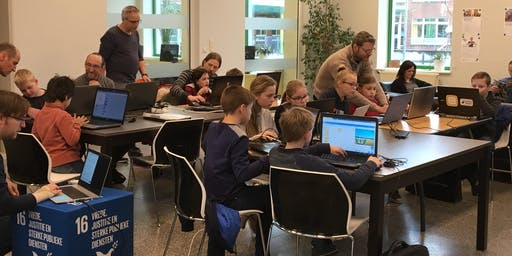 CoderDojo Evergem - 09/11/19