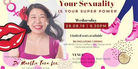 Your Sexuality is Your Super Power tickets