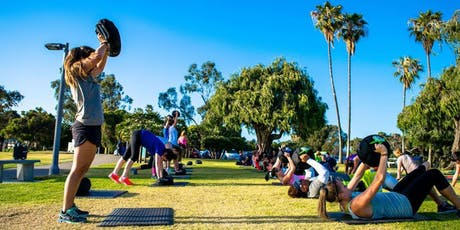 Melbourne Social Group Fitness | FREE 1 WEEK PASS (Outdoor & Indoor) | August 2019 tickets