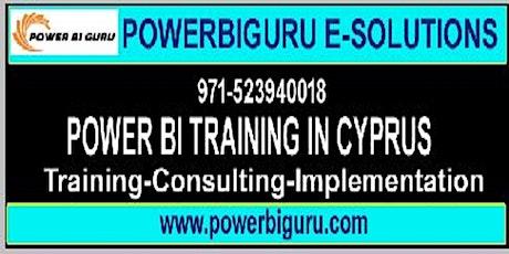 Microsoft Power BI training  in Cyprus,UAE billets