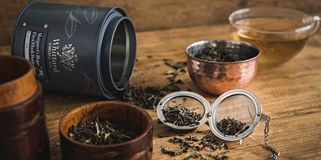 Covent Garden London - Introduction to Tea Masterclass by Whittard of Chelsea tickets