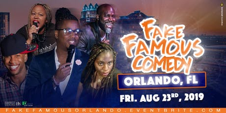 Fake Famous Comedy Tour (Orlando) tickets