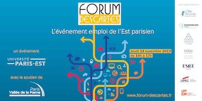 Forum Descartes 2019