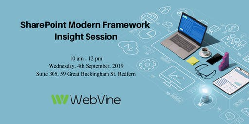 SharePoint Modern Framework Insight Session