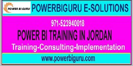 powerbi training in jordan tickets