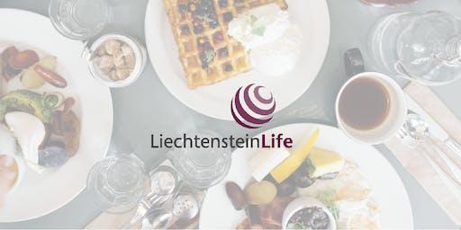 Invito all'evento della prima colazione 27 agosto 2019, Lugano