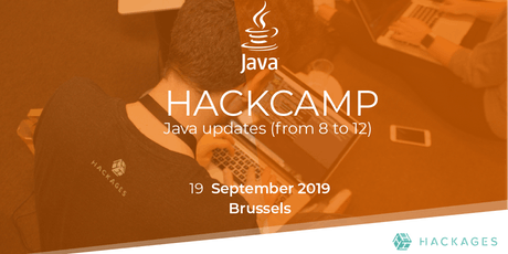 HackCamp Staying up to date on Java feature releases since Java 8 (FR) billets