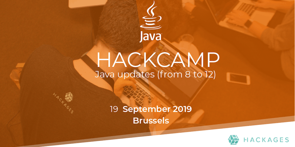 HackCamp Staying up to date on Java feature releases since Java 8 (FR)