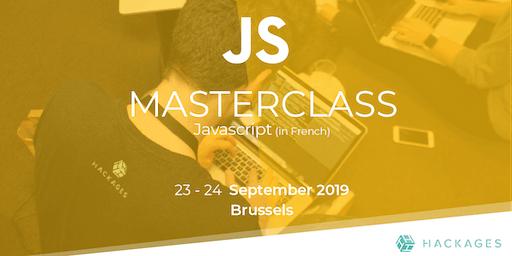 MasterClass JavaScript (FR)