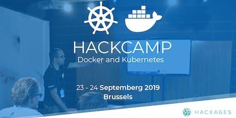 HackCamp Docker & Kubernetes billets