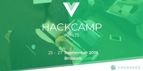 HackCamp VueJS : Build Tesla and HackFlix applications (FR) tickets