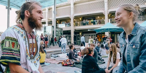 Perth's Biggest Eye Contact Experiment