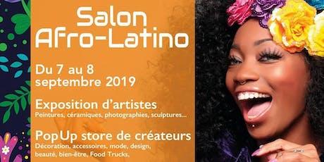Salon des Créateurs Africains et Latinos/Sam & Dim10H à 20h/Entrée gratuite billets