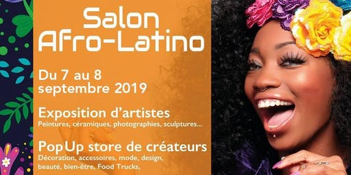 Salon des Créateurs Africains et Latinos/Sam & Dim10H à 20h/Entrée gratuite