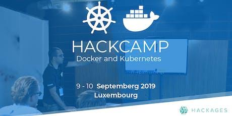 HackCamp Docker & Kubernetes tickets