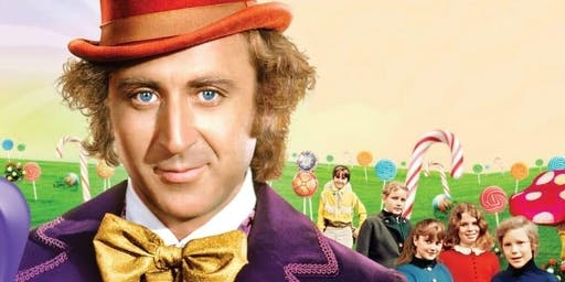WILLY WONKA AND THE CHOCOLATE FACTORY (U) with Treat !