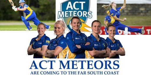 Meet the ACT Meteor's. Bermagui Beach Hotel Sat 7th Sep