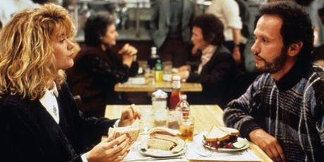 WHEN HARRY MET SALLY (15) with The Cooks Shed tickets