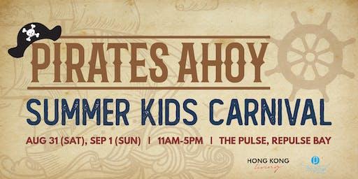 Pirates AHOY! Summer Kids Carnival